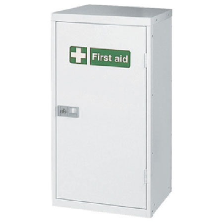 Single Door First Aid Cabinet