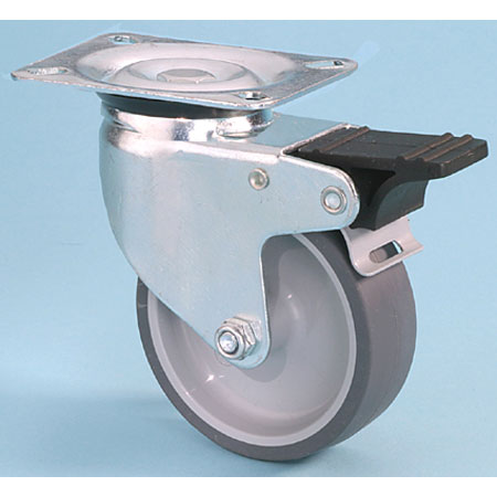 Castors Fixed, Swivel and Braked