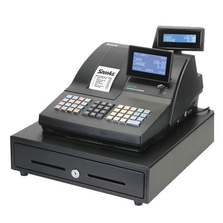 Cash Registers Epos systems & Scales