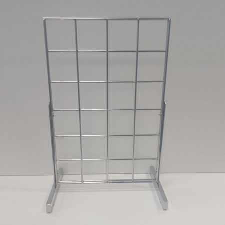 R453 - Gridwall Freestanding Counter Display panel