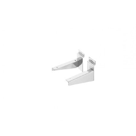 Slatwall Timber Shelf Bracket 100 mm