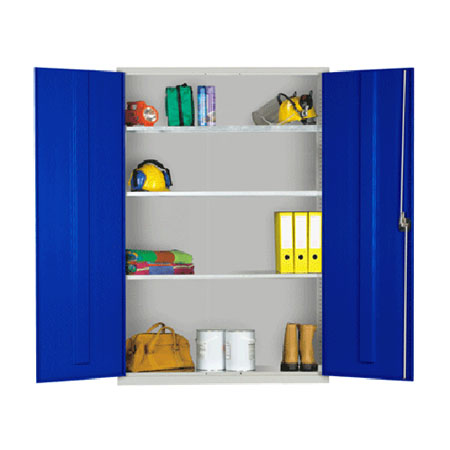 724818C - Standard Wide Cupboard with 3 Shelves