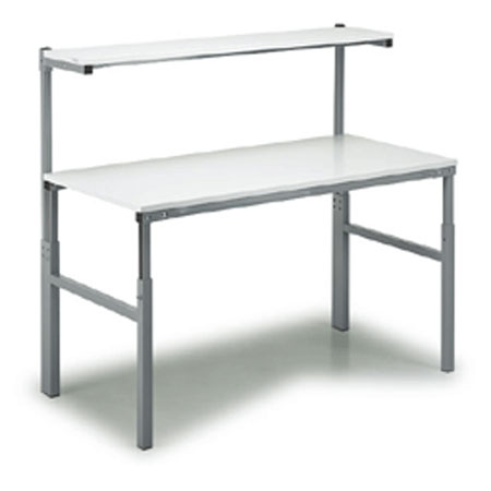 Treston Bench With Shelf