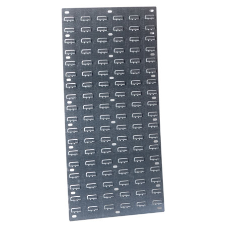 XLGP5 457mm wide x 946mm high Galvanised Louvre panel
